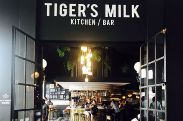 Tiger's Milk Restaurant & Bar