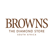 Browns The Diamond Store Logo