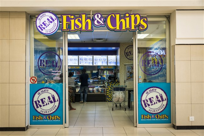 Real Fish & Chips