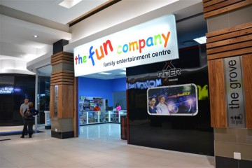 The Fun Company Family Entertainment Centre