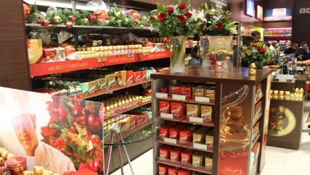 Lindt Chocolate Boutique