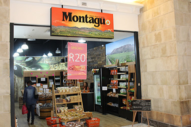 Montagu Dried Fruit & Nuts
