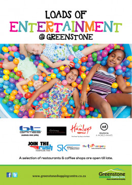 Loads of Entertainment at Greenstone
