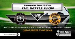 Soweto Derby - Table Soccer Tournament
