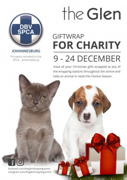 Giftwrap for Charity