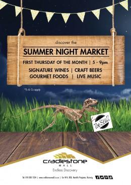 Monthly Night Market