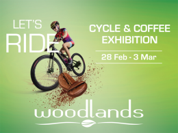 Cycle & Coffee Exhibition