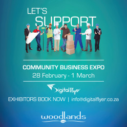 Let's Support the Community Business Expo