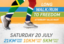 Long Walk/Run to Freedom