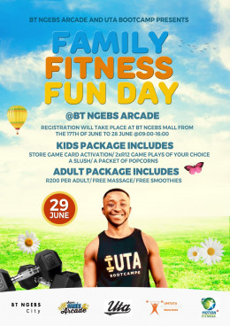 Family Fitness Fun Day