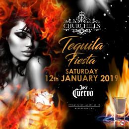 Tequila Fiesta at Churchills