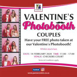 Valentines Photobooth Couples