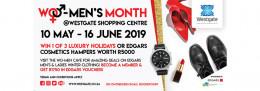 It's a Wo-Men's World @ Westgate Shopping Centre