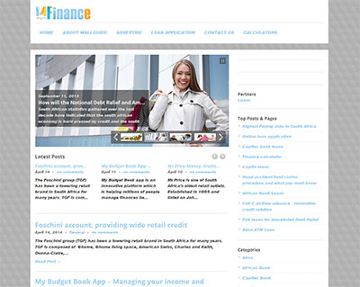 Mallguide Finance Blog