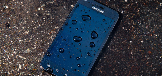 dry out a smartphone