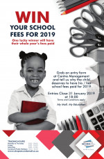 WIN Your School Fees for 2019