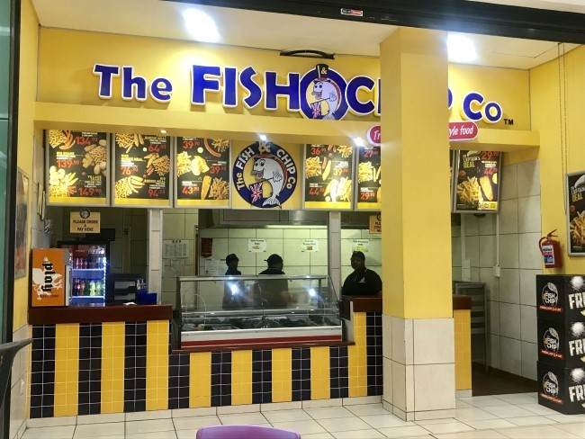 The Fish & Chips Co