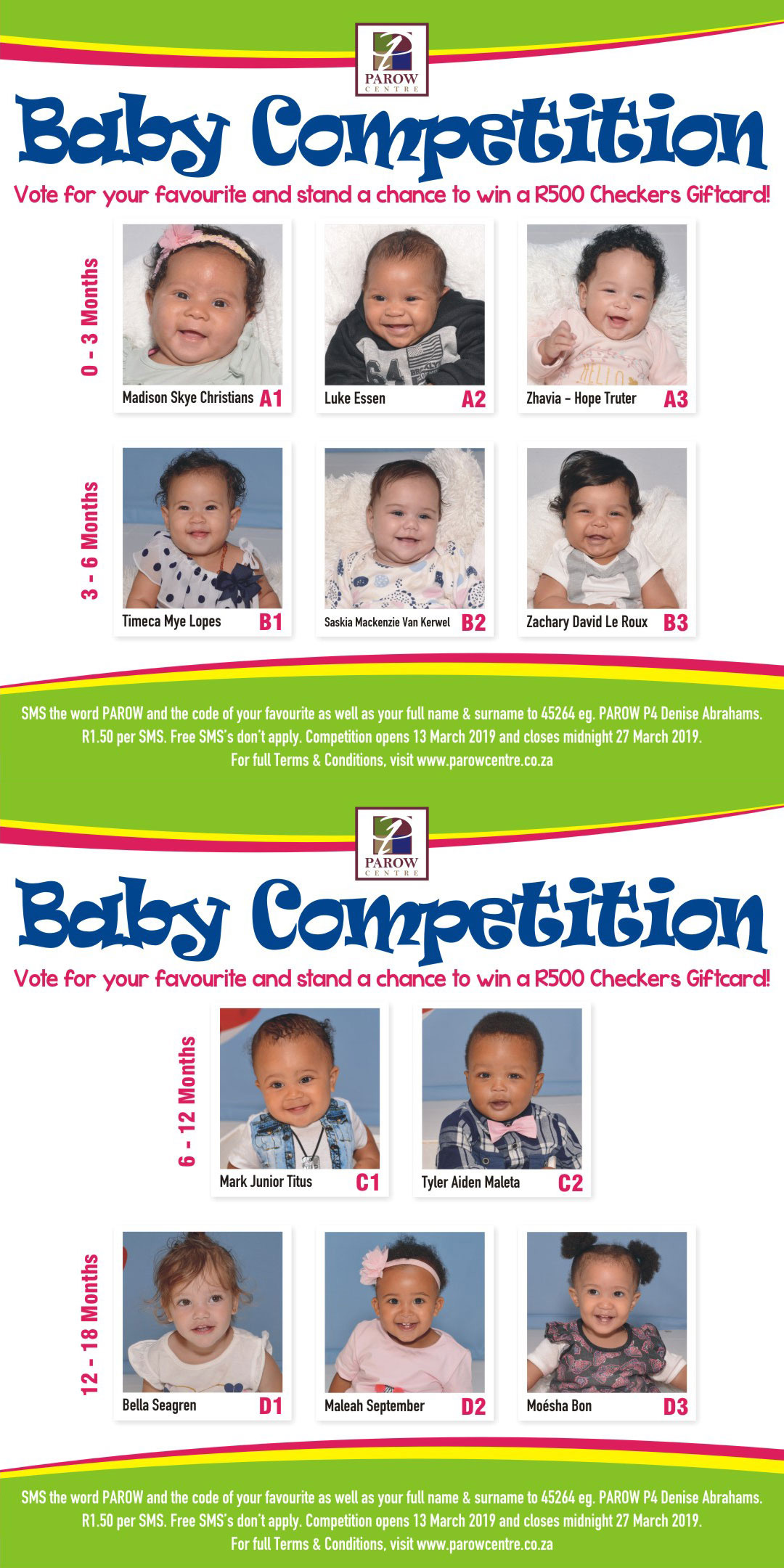 Baby Competition