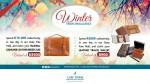 Winter travel indulgence