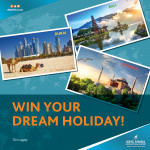 Win Your Dream Holiday!
