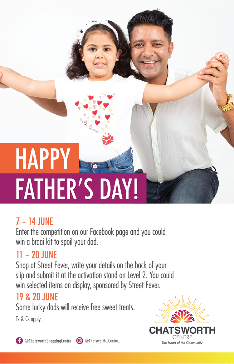 Win a Braai Kit for Your Dad