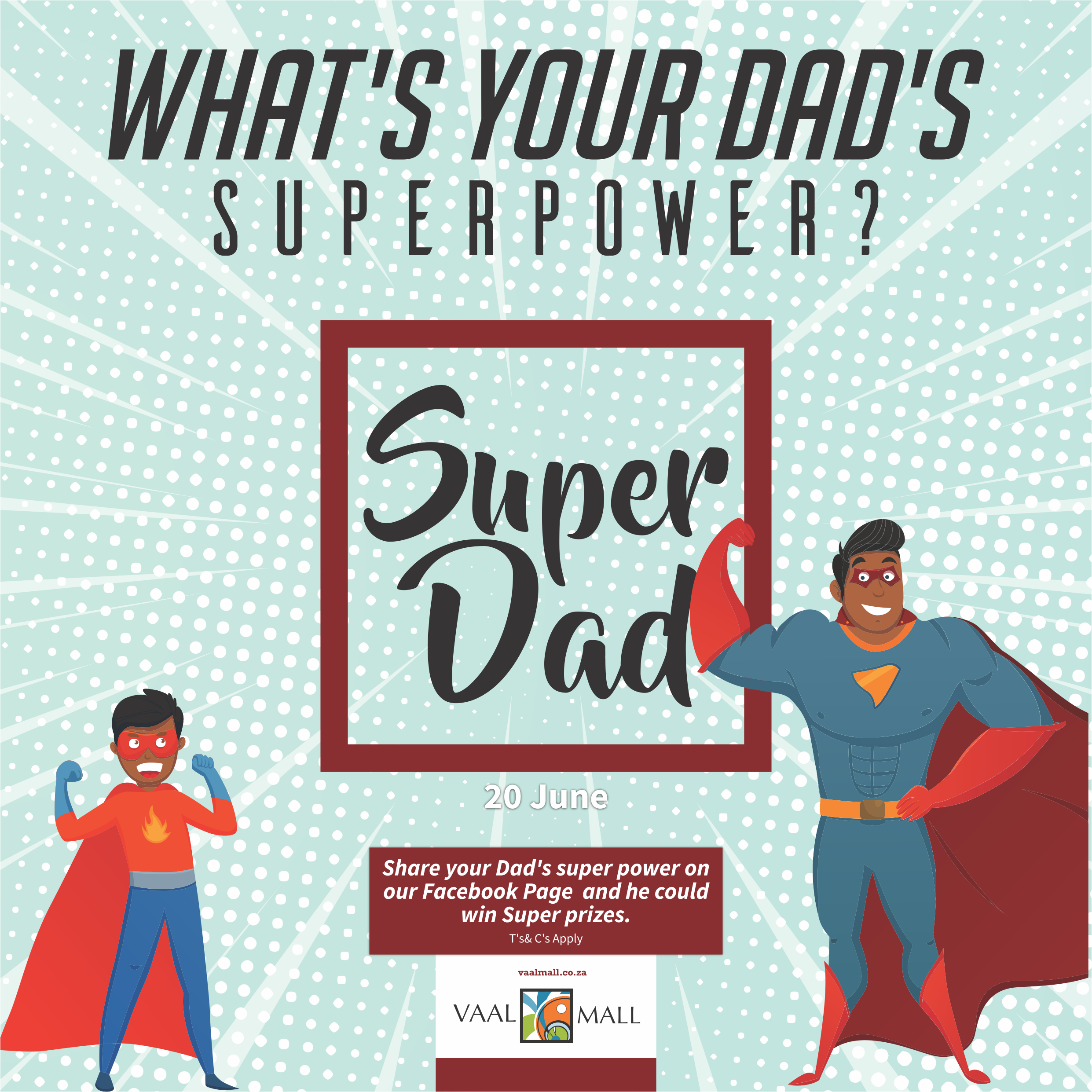What is your Dad�s Superpower?