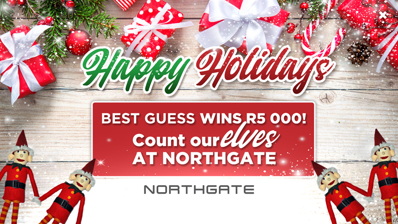 Northgate Festive Competition