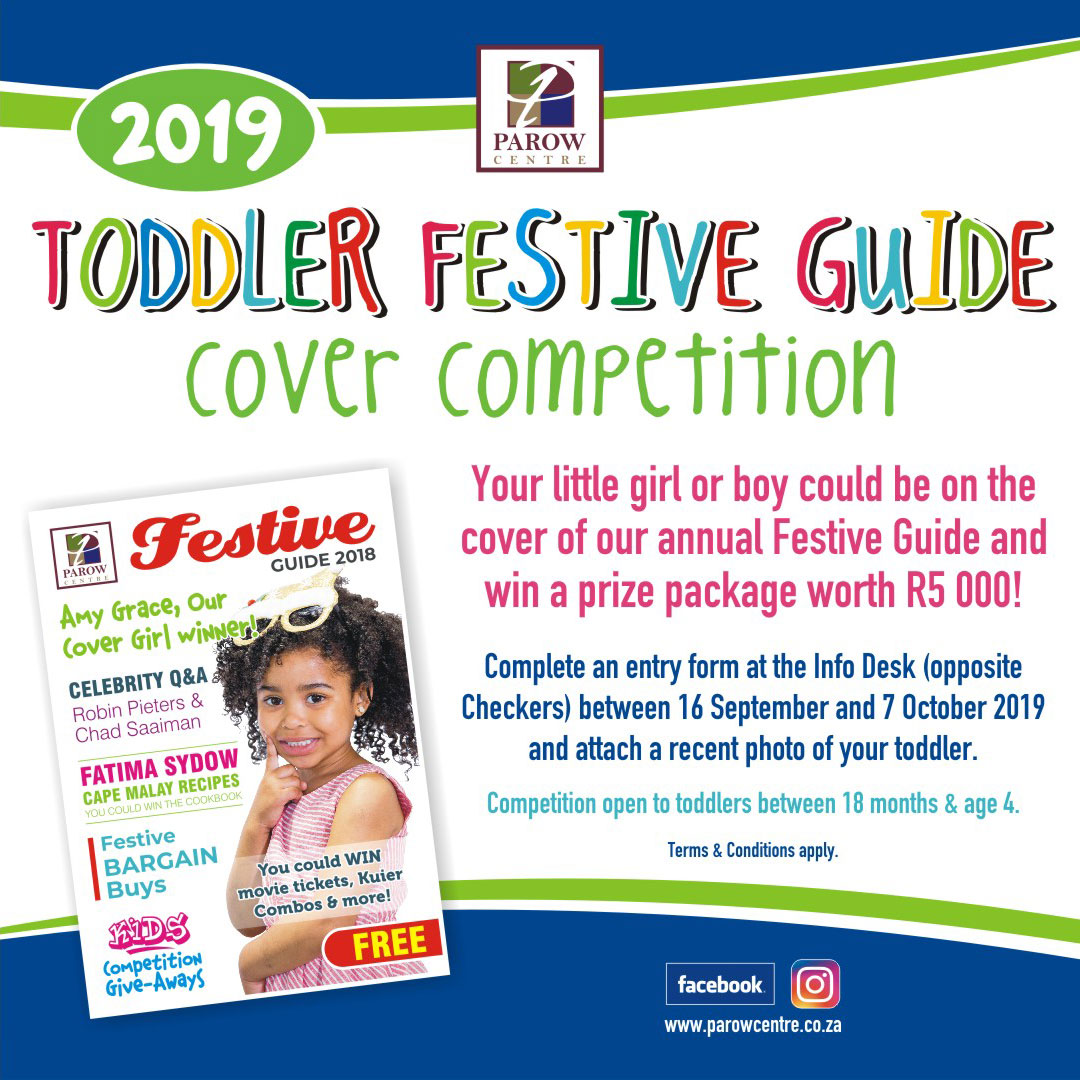 Toddler Festive Guide cover Competition