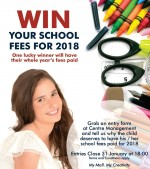 WIN YOUR SCHOOL FEES FOR 2018
