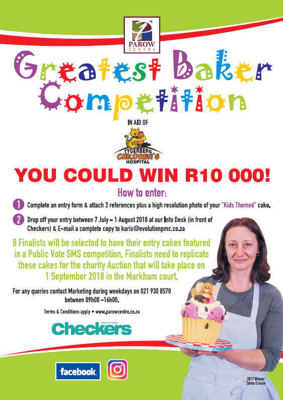 Greatest Baker Competition