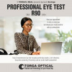 Torga Optical promotion