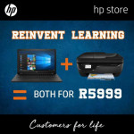 HP Store promotion