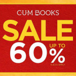 CUM BOOKS promotion