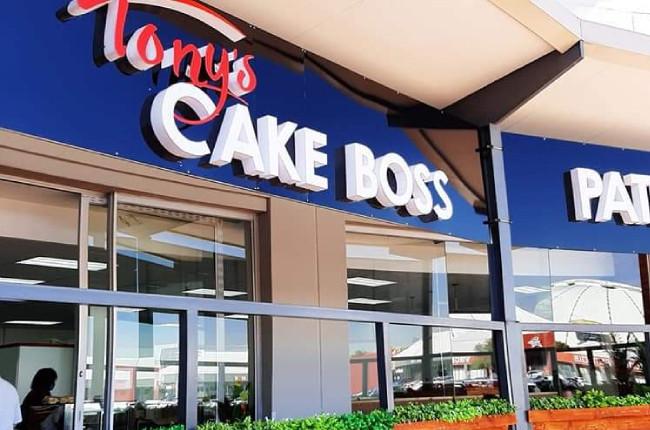 Tony's Cake Boss