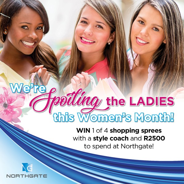 We're spoiling the ladies this women's month!