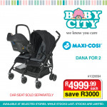Baby City promotion
