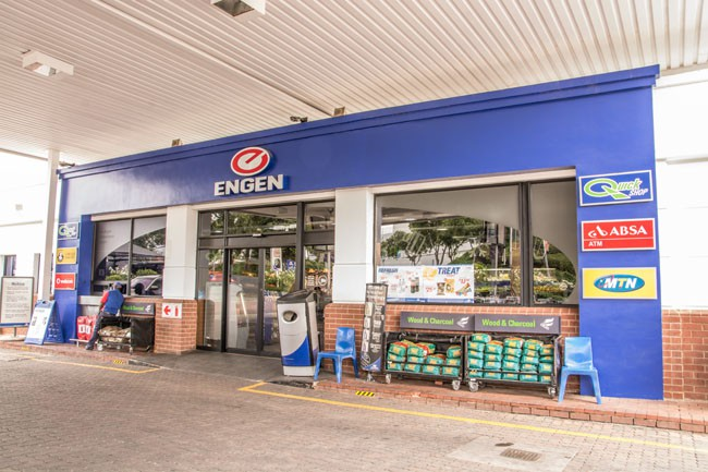 Engen on Northumberland Garage