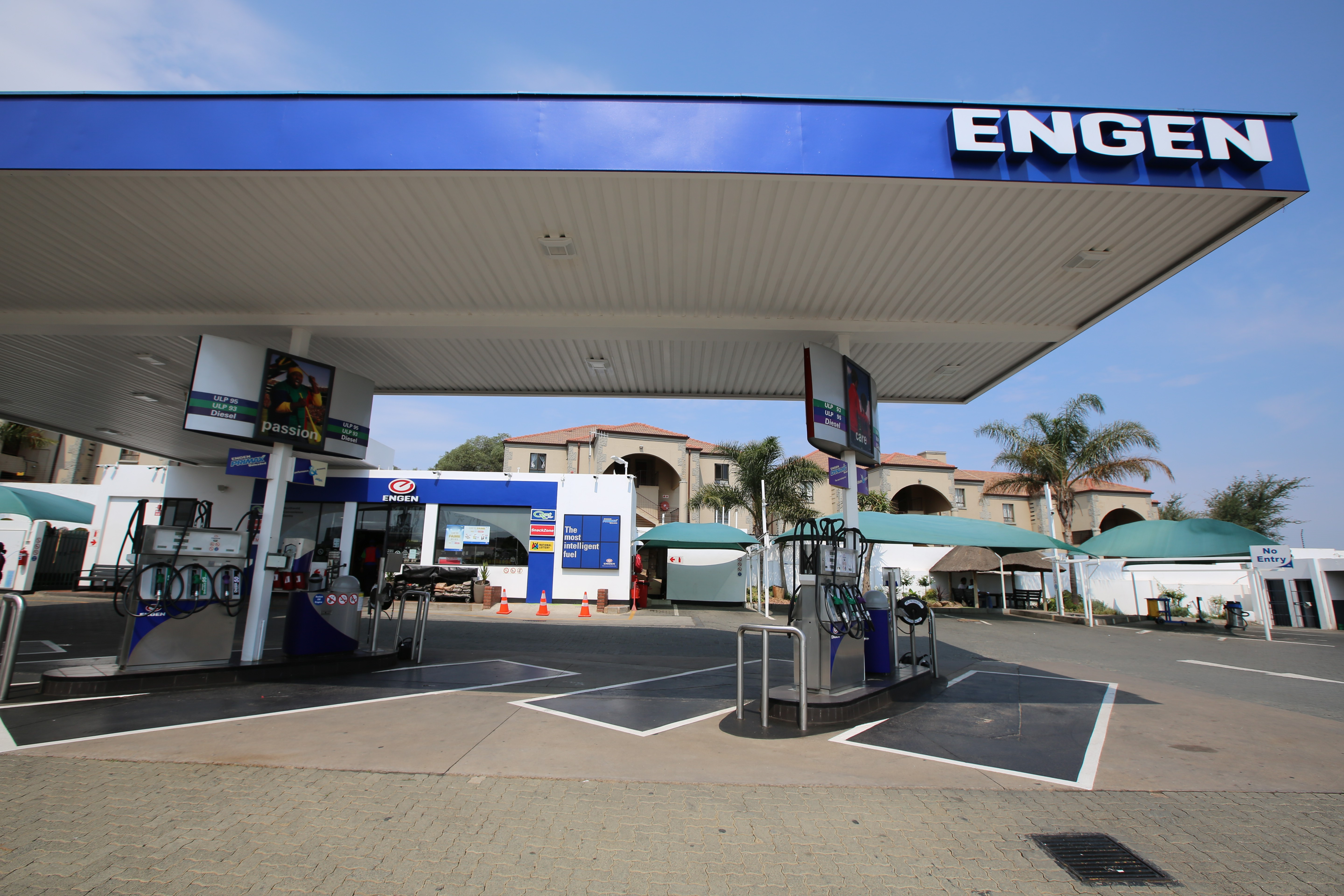 Engen on Olievenhout