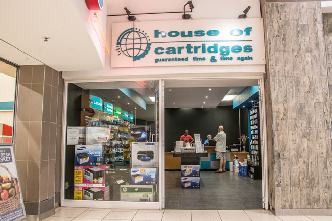 House of Cartridges