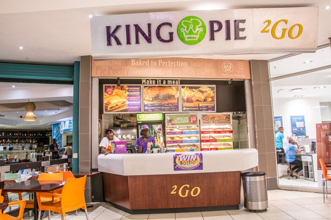 King Pie 2 Go