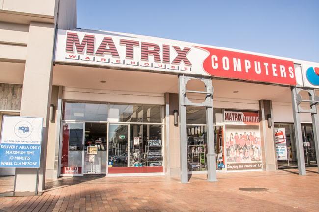 Matrix Warehouse Computers