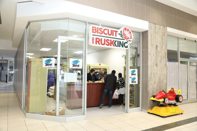 Biscuit and Rusk King