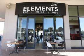 Elements Restaurant and Cocktail Bar