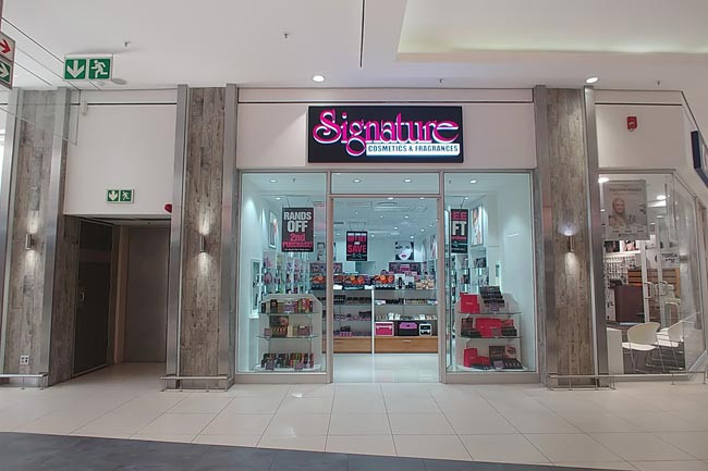Signature Cosmetics & Fragrances
