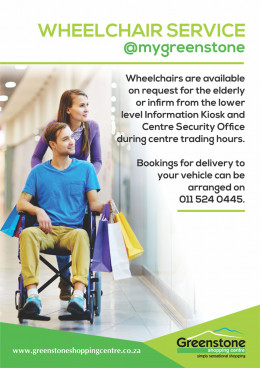 Wheelchair Friendly Centre