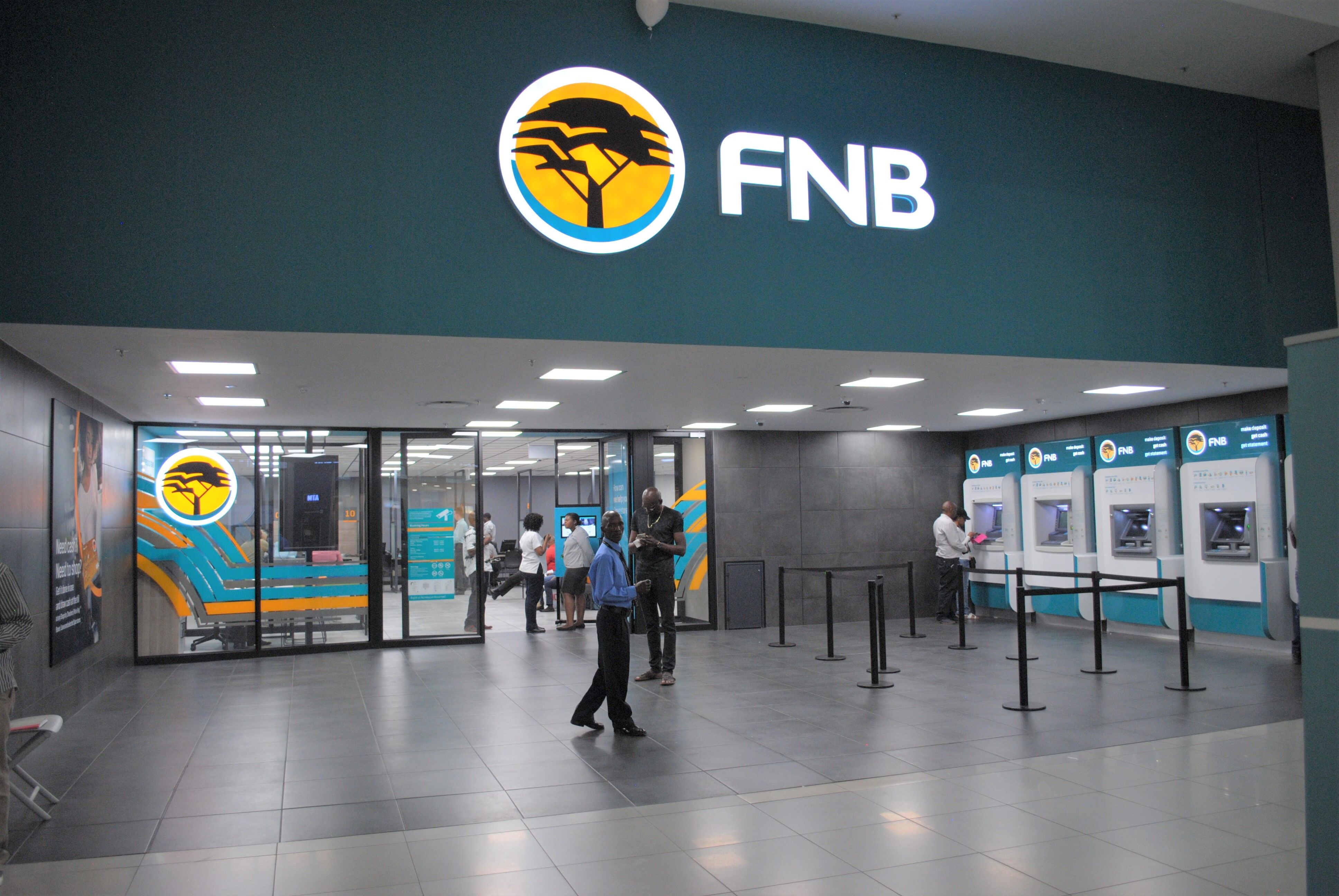 Greenstone Shopping Centre | FNB - Branch | Mallguide