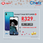 Vodacom Chatz Cellular promotion