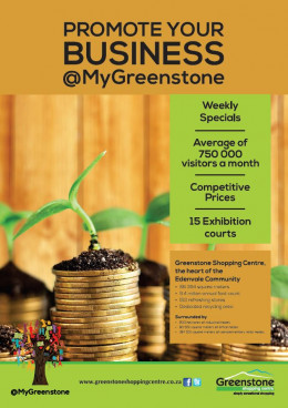 Promote your Business @myGreenstone