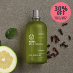 The Body Shop promotion