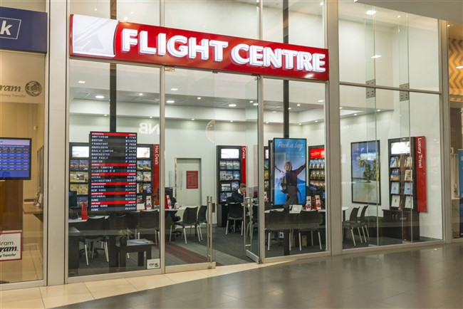 Flight Centre | Greenstone Shopping Centre